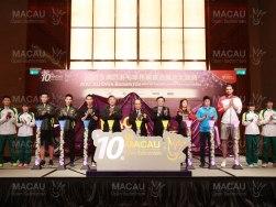 2015 Macau Open Badminton