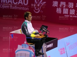 2014 Macau Open Badminton