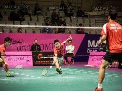 2016 Macau Open Badminton