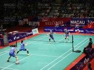 2017 Macau Open Badminton