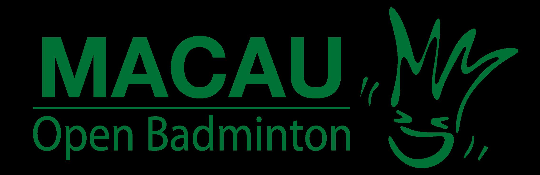 Macau Open Badminton 2019