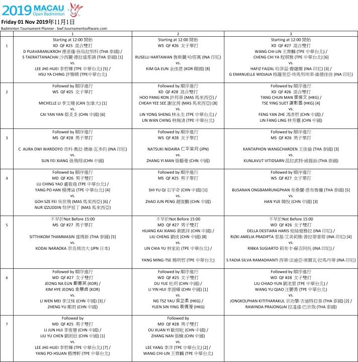 oop Macau Open 2019.中文xlsx